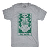 Vino Tarot Card Men's Tshirt
