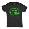 This Dad Is A Fart Smella Men's Tshirt