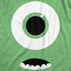 Maternity Monster Eye Ball Funny Pregnancy Tee Cute Halloween Baby Bump T Shirt