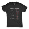 All You Need Is Love Men's Tshirt