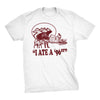 Ate A 96Er T Shirt Funny Vintage Graphic Tee Gift for Dad Hilarious Adult Humor