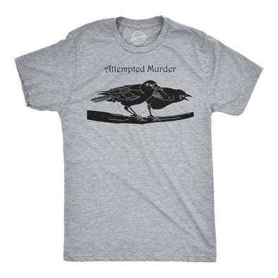 Attempted Murder Men's Tshirt