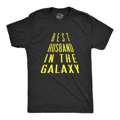 Best Husband In The Galaxy Men's Tshirt