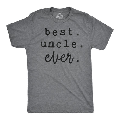Best Uncle Ever Men's Tshirt
