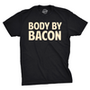Body By Bacon Men's Tshirt