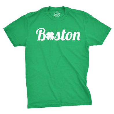 Boston Clover Men's Tshirt