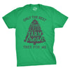 Cage Free Farm Fresh Tree Men's Tshirt