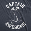 Captain Awesome Men's Tshirt