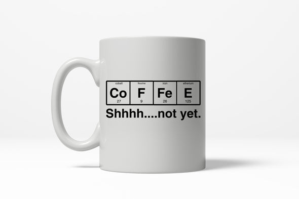 Coffee Element Mug