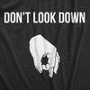 Don't Look Down Men's Tshirt
