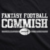 Fantasy Football Commish Men's Tshirt