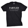 Fartled Men's Tshirt