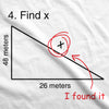 Find X Youth T Shirt Funny Variable Student Classroom Math Teacher Tee For Kids