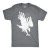 Flag Into Eagle Men's Tshirt