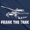 Frank The Tank Men's Tshirt