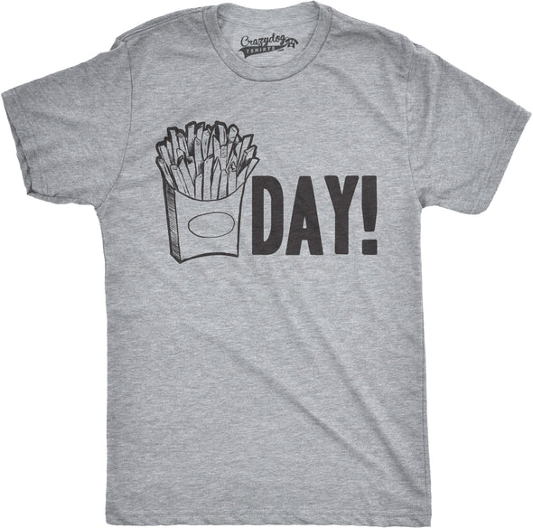 Fry Day French Fry Men's Tshirt