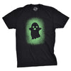 Glowing Ghost Men's Tshirt