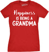 Happiness Is Being a Grandma Women's Tshirt