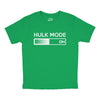 Hulk Mode On Youth Tshirt