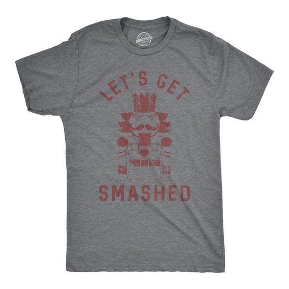 Let's Get Smashed Men's Tshirt