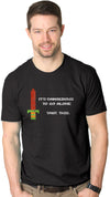 It's Dangerous To Go Alone Men's Tshirt