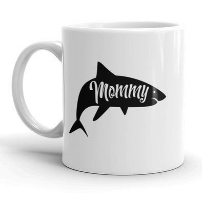Mommy Shark Mug Cute Viral Kids Song Coffee Cup - 11oz