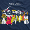 Noble Gases Women's Tshirt