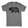 Papa Bear Men's Tshirt