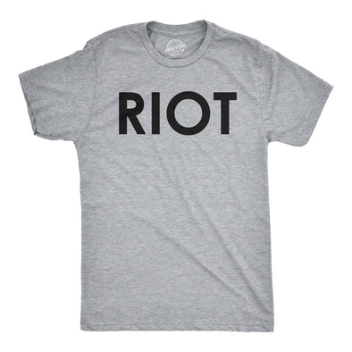 RIOT Men's Tshirt