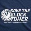 Save The Clock Tower Men's Tshirt
