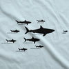 Shark Hierarchy Men's Tshirt