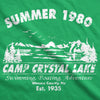 Summer 1980 Camp Crystal Lake Men's Tshirt