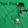 Tea Rex Men's Tshirt