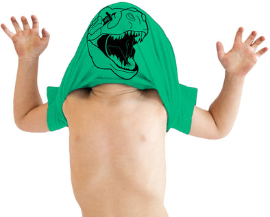 Toddler Ask Me About My Trex T Shirt Funny Cool Dinosaur Flip Humor Tee For Kids