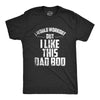 I Would Workout But I Like This Dad Bod Men's Tshirt