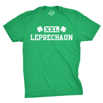 XXL Leprechaun Men's Tshirt