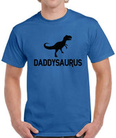 Daddysaurus Shirt Top Father's Day Gift Daddy Cool Gift for Him