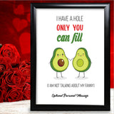 Funny Anniversary Card Personalised Rude Adult Boyfriend For Him Gift Husband