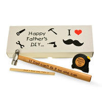Birthday Dad father's day gift for HIM Grandad Hammer personalised Retirement