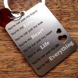 Gifts for him mens her unusual Love Romantic Wife Husband Boyfriend womens ️ 8