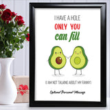 Funny Anniversary Card Personalised Rude Boyfriend For Him Gift Adult Husband
