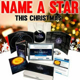 Personalised Gifts For Him Name A Star Husband Present Christmas Birthday Set