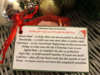 fun Parents Christmas Xmas Day Survival kit gift Secret Santa gift for him her