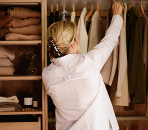 THE 5-STEP CLOSET CLEANOUT