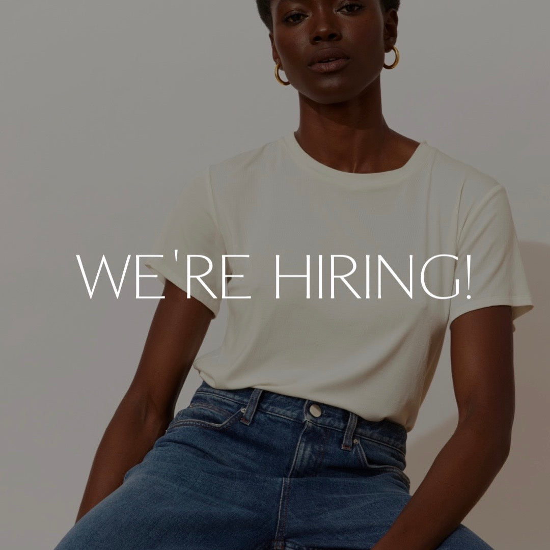 WE'RE LOOKING FOR A NEW TALENT