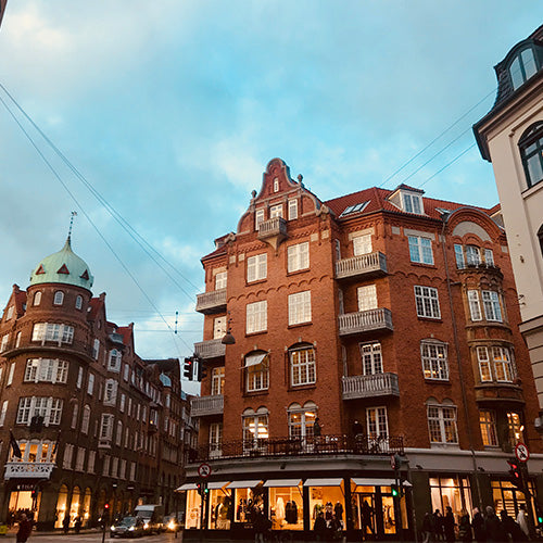 The city getaway - Copenhagen