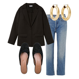 City smart staples: Lykke Blazer