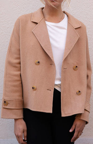 Bridget Wool Jacket