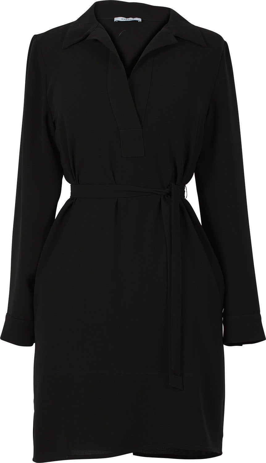 Faye Polyester Stretch Dress