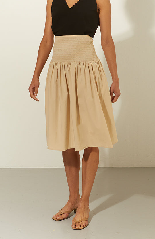 Franca Cotton Skirt